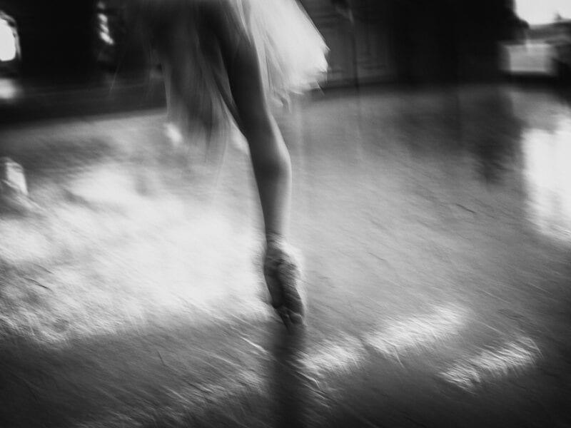 Leichtigkeit, so schwer: Primaballerina am Bolschoi-Theater, Moskau 2018